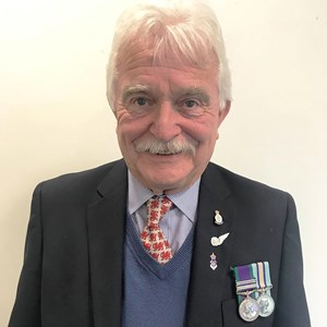 Local volunteer nominated for Soldiering On award