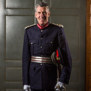 A Message from the Lord Lieutenant of Devon