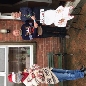 Local SSAFA division go above and beyond for Armed Forces community this Christmas