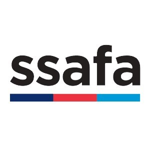 Big donation to SSAFA from BBC Children in Need