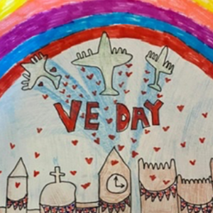 VE Day 75 Art Competition Winners Announced