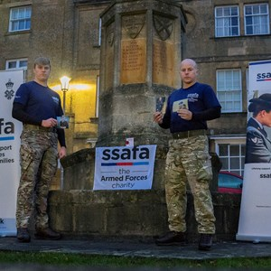 COLLECTING FOR HEROES THE COTSWOLD WAY
