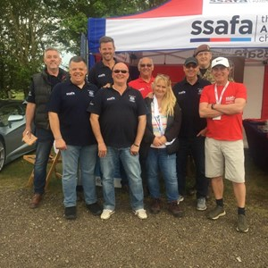 SSAFA Hampshire joins forces with Rally for Heroes