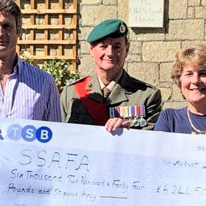 'Fun in the Field' event raises £6,000 for SSAFA